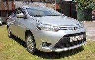 Cần bán xe Toyota Vios E số sàn, sản xuất 2017, màu bạc giá 496 triệu tại Tp.HCM