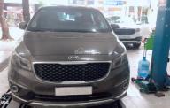 Cần bán lại xe Kia Sedona sản xuất 2017, màu xám còn mới giá 1 tỷ 100 tr tại Tp.HCM
