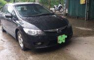 Cần bán gấp Honda Civic 1.8 MT đời 2006, màu đen giá 27 triệu tại Hà Nội