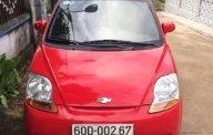 Bán Chevrolet Spark Van đời 2011, màu đỏ giá cạnh tranh giá 125 triệu tại Bình Dương
