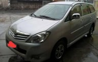 Cần bán xe Toyota Innova đời 2008, màu bạc, giá 288tr giá 288 triệu tại Tp.HCM