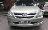 Bán Toyota Innova G sản xuất 2007, màu bạc  giá 335 triệu tại Hà Nội