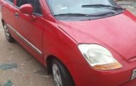 Cần bán xe Chevrolet Spark đời 2010, màu đỏ giá 95 triệu tại Nghệ An