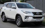 Bán Toyota Fortuner đời 2017, màu trắng   giá 1 tỷ 50 tr tại Đà Nẵng