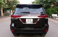 Bán xe Toyota Fortuner sản xuất 2017, màu nâu   giá 1 tỷ 80 tr tại Tp.HCM