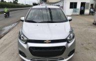 Bán Chevrolet Spark 1.2 LS 2018, màu bạc  giá 299 triệu tại Tp.HCM