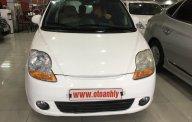 Bán Chevrolet Spark. 08mt đời 2009, màu trắng giá 125 triệu tại Phú Thọ