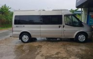 Bán Ford Transit đời 2010, màu ghi vàng cực đẹp giá 328 triệu tại Thái Nguyên