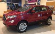 Bán Ford EcoSport đời 2018, màu đỏ giá 645 triệu tại Tp.HCM