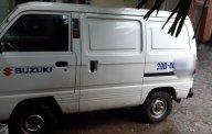 Cần bán xe Suzuki Super Carry Van đời 2014, màu trắng giá 200 triệu tại Thái Nguyên