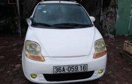 Bán Chevrolet Spark 2009, màu trắng giá 79 triệu tại Ninh Bình