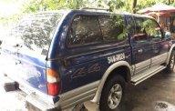 Bán Ford Ranger 4x4 MT sản xuất năm 2002, màu xanh lam chính chủ, giá 175tr giá 175 triệu tại Tp.HCM