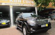 Bán Toyota Fortuner 2.7V sản xuất 2013, màu đen giá 765 triệu tại Hà Nội