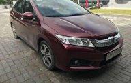 Bán xe Honda City 2016, màu đỏ xe gia đình giá 536 triệu tại Tp.HCM