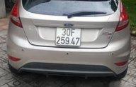 Cần bán xe Ford Fiesta AT năm sản xuất 2011, màu bạc, xe nhập, giá chỉ 338 triệu giá 338 triệu tại Hà Nội