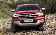 Bán Ford Everest 2018, màu đỏ giá 1 tỷ 100 tr tại Tp.HCM