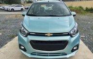 Bán ô tô Chevrolet Spark năm sản xuất 2018, màu xanh lam giá 359 triệu tại Tp.HCM