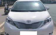 Bán Toyota Sienna năm 2011, màu trắng, xe nhập giá 1 tỷ 160 tr tại Tp.HCM