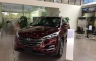 Bán xe Hyundai Tucson 2.0 Turbo đời 2018, màu đỏ. Xe có sẵn giá 890 triệu tại Tp.HCM