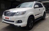 Bán xe Toyota Fortuner V - Sprtivo năm sản xuất 2015, màu trắng  giá 870 triệu tại Hà Nội