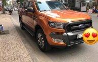 Bán Ranger Wildtrak Sx 2016, Đk T06/2016, màu cam giá 800 triệu tại Tp.HCM