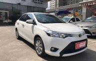 Cần bán xe Toyota Vios E đời 2017, màu trắng chính chủ  giá 540 triệu tại Hà Nội