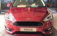 Bán Ford Focus đời 2018, màu đỏ, nhập khẩu nguyên chiếc    giá 710 triệu tại Tp.HCM