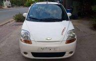 Bán xe Chevrolet Spark LT đời 2011, màu trắng, xe gia đình sử dụng kĩ giá 138 triệu tại Đồng Tháp