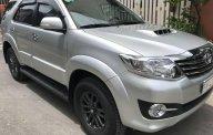 Cần bán gấp Toyota Fortuner đời 2016, màu bạc số sàn, giá 935tr giá 935 triệu tại Tp.HCM