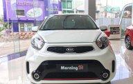 Bán Kia Morning Si AT sản xuất 2018, màu trắng, giá niêm yết 379tr giá 379 triệu tại Tp.HCM