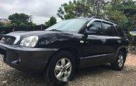 Cần bán lại xe Hyundai Santa Fe Gold đời 2005, màu xám, nhập khẩu Hàn Quốc giá 298 triệu tại Hà Nội