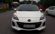 Bán Mazda 3 1.6 AT sản xuất năm 2013, màu trắng giá 495 triệu tại Hà Nội