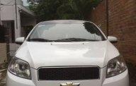 Cần bán gấp Chevrolet Aveo năm 2015, màu trắng xe gia đình giá 345 triệu tại Đồng Nai