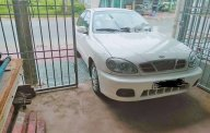 Bán xe Daewoo Lanos đời 2003, màu trắng như mới giá 115 triệu tại Trà Vinh