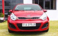 Bán Kia Rio sản xuất năm 2012, màu đỏ xe gia đình, 436tr  giá 436 triệu tại Tp.HCM
