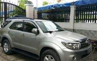 Bán Toyota Fortuner 2.7V sản xuất năm 2010, màu bạc ít sử dụng  giá 545 triệu tại Tp.HCM