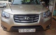 Cần bán lại xe Hyundai Santa Fe sản xuất năm 2011, giá chỉ 626 triệu giá 626 triệu tại Tp.HCM