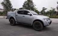 Cần bán Mitsubishi Triton đời 2013, màu bạc, giá 385tr - LH 0974286009 giá 385 triệu tại Hà Nội