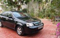 Bán Daewoo Lacetti Ex năm 2008, màu đen, giá 200tr giá 200 triệu tại Thái Nguyên