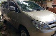 Cần bán xe Toyota Innova đăng ký lần đầu 2006, màu vàng cát, giá tốt 255triệu giá 255 triệu tại Quảng Ngãi