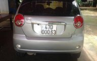 Bán ô tô Daewoo Matiz năm 2007, màu bạc, nhập khẩu nguyên chiếc  giá 135 triệu tại Đồng Nai