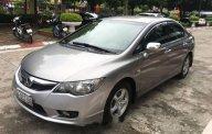 Cần bán gấp Honda Civic đời 2010, màu bạc, 389tr giá 389 triệu tại Hà Nội