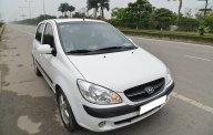 Bán Hyundai Getz 1.4AT 2011 màu trắng, nhập khẩu Hàn Quốc giá 237 triệu tại Tp.HCM