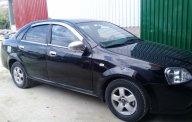 Bán ô tô Chevrolet Lacetti SX sản xuất 2005, màu đen giá 167 triệu tại Khánh Hòa