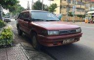 Cần bán gấp Toyota Corolla sản xuất 1988, màu đỏ  giá 80 triệu tại Đắk Lắk