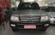 Cần bán Toyota Land Cruiser 4.5 năm sản xuất 2007, màu bạc giá 700 triệu tại Phú Thọ