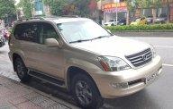 Bán Lexus GX470 sx 2007, xe rất mới, mọi người quan tâm liên hệ để biết thêm thông tin giá 1 tỷ 360 tr tại Hà Nội