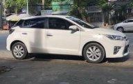 Bán Toyota Yaris G năm sản xuất 2015, màu trắng còn mới, giá 565tr giá 565 triệu tại Tp.HCM