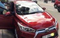 Cần bán xe Toyota Yaris 1.3G AT sản xuất năm 2016, màu đỏ, nhập khẩu Thái chính chủ giá 620 triệu tại Tp.HCM