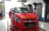 Cần bán xe Chevrolet Spark LT đời 2016, màu đỏ còn mới  giá 269 triệu tại Bắc Giang